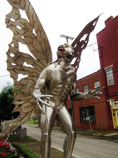 Mothman | by The Hissing Peppermint