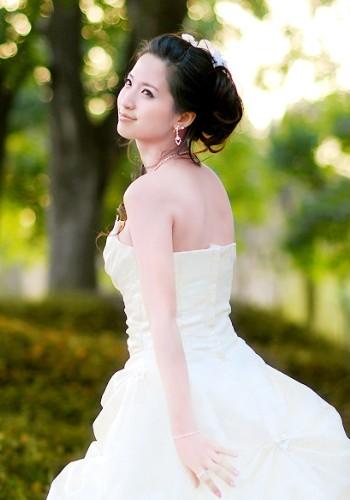 Beautiful Chinese Girl Photo