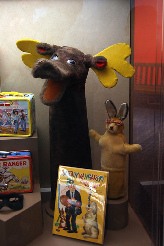 Mister Moose And Bunny Rabbit From Captain Kangaroo Smit