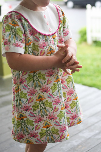 a playdate dress for vintage may | by supergail