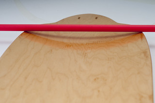 lush_vandella_deck_concave_nose | by Lushlongboards