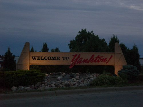 Welcome to Yankton, South Dakota | by jimmywayne