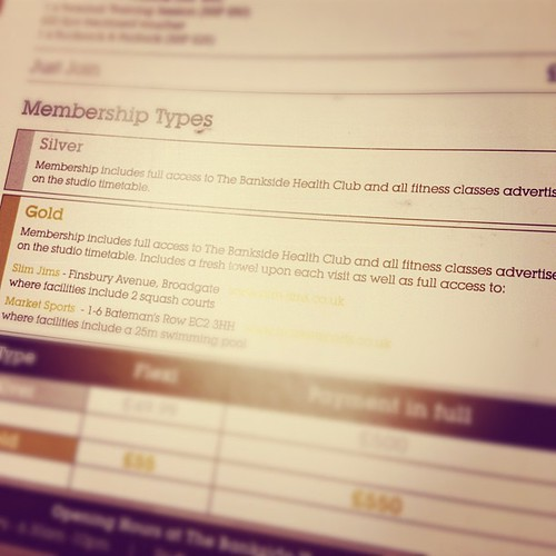 Another Gym Membership.... | by ReturnToDullsville