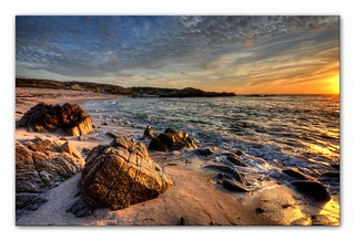 Sunset in Pacific Grove | by todaniell