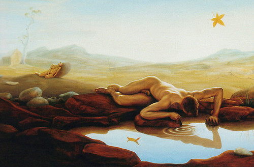 [ B ] Richard Baxter - Narcissus and Echo (2000) | by Cea.