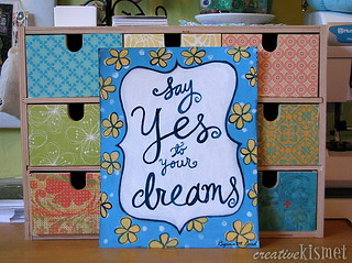 Say Yes! | by Regina Lord (creative kismet)