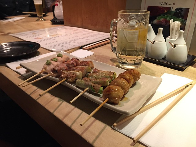 Yakitori - Japan food guide