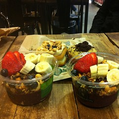 @old_munki and myself are big believers in the #bjjlifestyle and the importance of a nutritious acai breakfast post comp ;-)