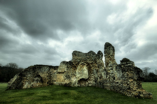 Waverley Abbey Ruins (The sigh of history rises over ruins, not over landscapes) | by Simon Hadleigh-Sparks