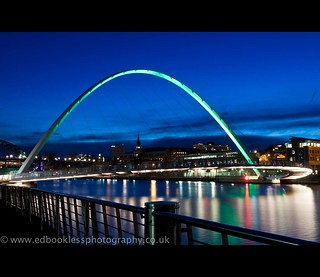 Millennium Bridge | by Ed Bookless