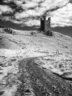 Lilburn Tower Infra Red | by Phil 'the link' Whittaker (gizto29)