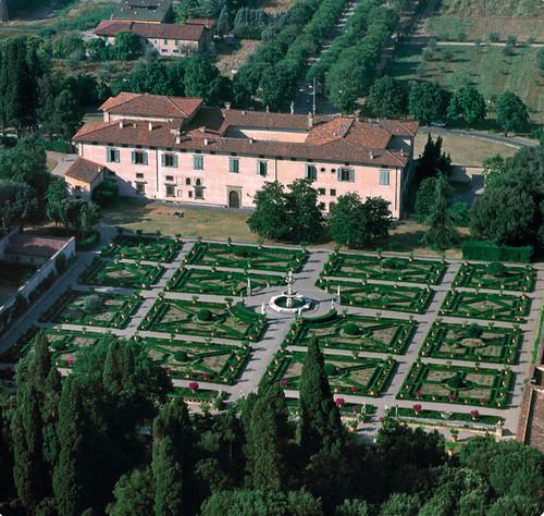Villa medicea di castello firenze flickr for Villas firenze