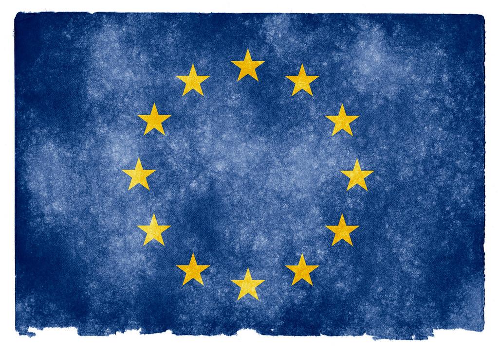 European Stock Charts: EU Grunge Flag | Grunge textured flag of the European Union u2026 | Flickr,Chart