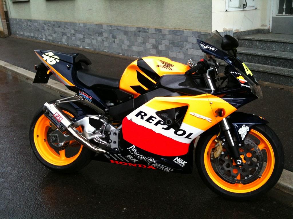 ... Honda CBR 954 RR Repsol Yoshimura | by supiido.com