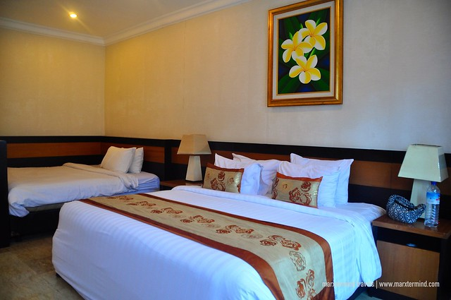 Deluxe Terrace Family Room - Hotel Ombak Sunset