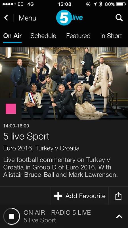 Turkey 0 - 1 Croatia
