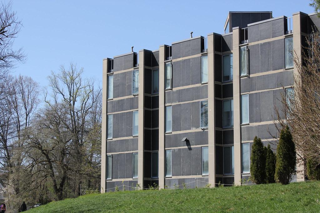 ... Erdman Hall Dormitories   Louis I. Kahn | By Jessamcv