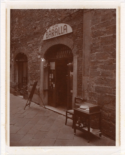 Osteria Baralla/ Lucca #3 on Sepia | by heinisch