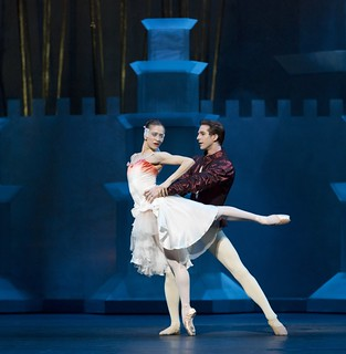 Marianela Nunez and Nehemiah Kish in The Prince of the Pagodas © Johan Persson/ROH 2012 | by Royal Opera House Covent Garden