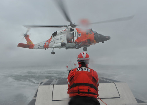 Aids to Navigation Team Kodiak conducts helicopter training | by U.S. Coast Guard