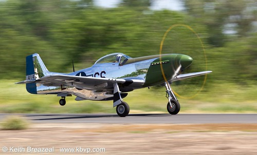 "P-51 Mustang ""Daddy's Girl"" © Keith Breazeal 