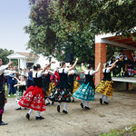 Romería en Santa Ana (Cáceres)
