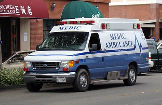 Medic Ambulance | by El Cobrador