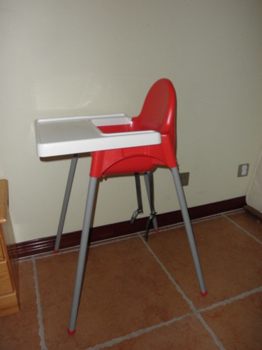 ikea high chair olympus digital camera dmorin02 flickr. Black Bedroom Furniture Sets. Home Design Ideas