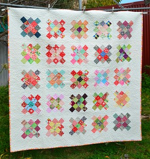 Granny Square quilt | by sew&sews
