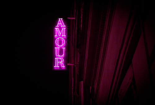 Hotel Amour Sign - Monmartre, Paris | by ChrisGoldNY