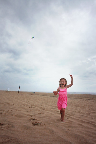 As Happy as a Kid With a Kite on a Blustery Day | by Caitlyn Park