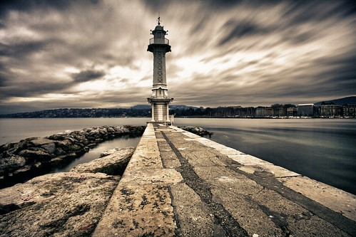 The lighthouse.... | by Christine1744-thanksforover4millionviews!