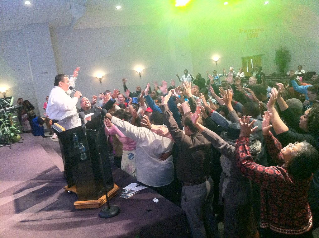 ... Prayer For Financial Blessings At The Peninsula Pentecostals | By  TPPentecostals