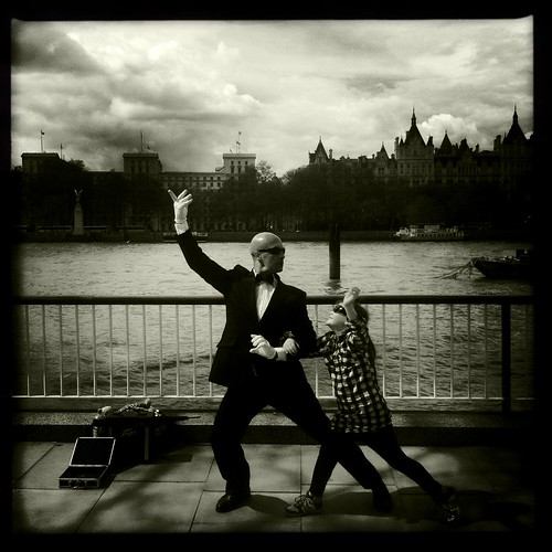 White Glove, South Bank, April 2012 | by Michael Sissons