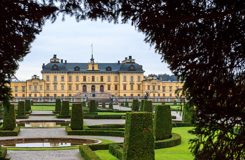 Framing - Drottningholm Palace / Sweden (UNESCO World Heritage) [Explore #1, THANK YOU] | by Maria_Globetrotter