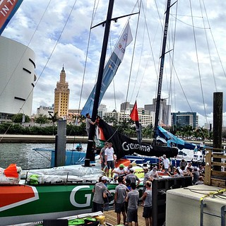 Volvo Ocean Race | by miamism