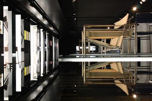bauhaus dessau marcel breuer stuhl ausstellung bauhaus michimaya flickr. Black Bedroom Furniture Sets. Home Design Ideas