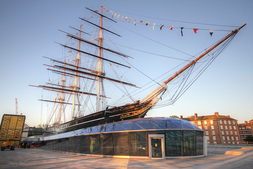 The Cutty Sark | by Harry Ball