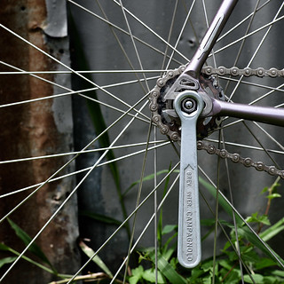 Campagnolo 15mm Spanner | by John Watson / The Radavist