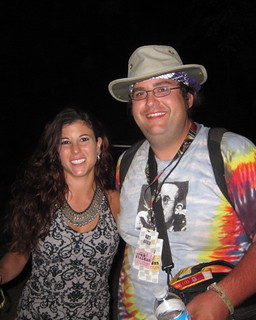 Camp Counselor's Nick and Maria | by Summer Camp Music Festival