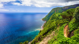 East Coast of São Miguel near Nordeste, Azores, Portugal | by Michael Mehl
