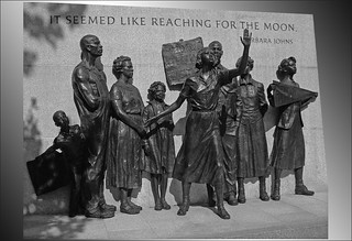 'It Seemed Like Reaching for the Moon.' -- Virginia Civil Rights Memorial Richmond (VA) 2012 | by Ron Cogswell