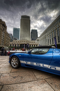 Tesla Roadster, Motorexpo 2012 | by IFM Photographic