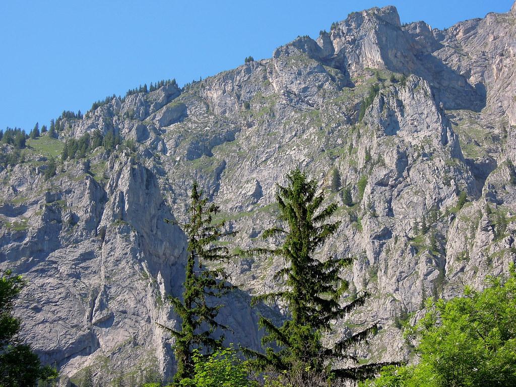 Franz Josef Klettersteig : Kaiser franz joseph klettersteig u seemauer