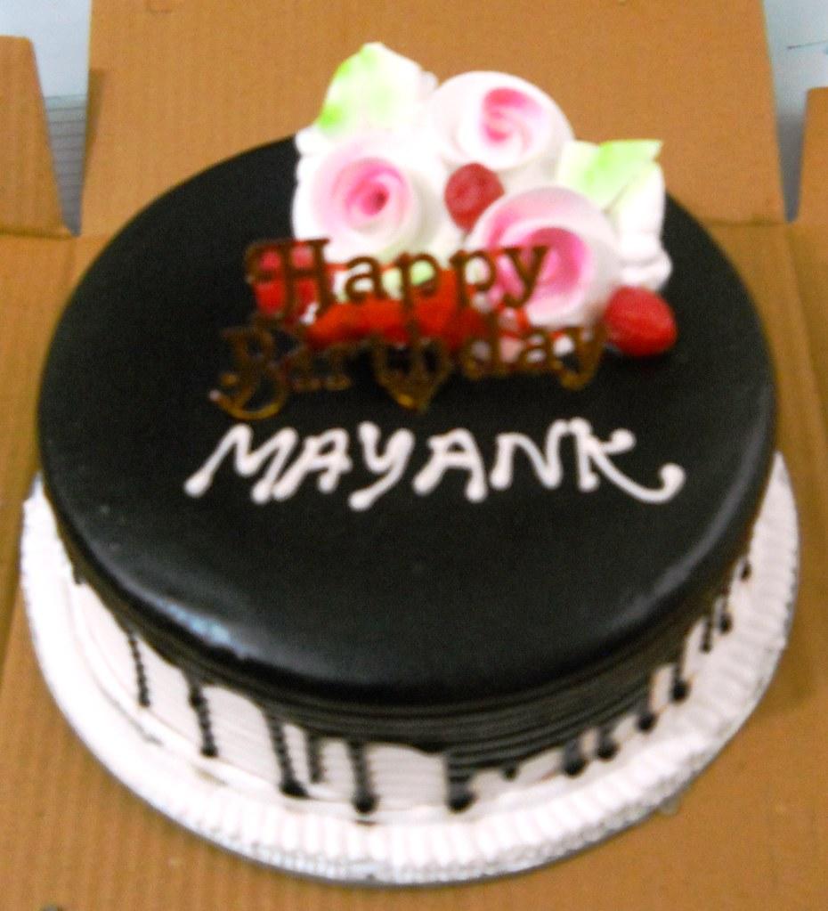Mayank Birthday Cake Gravityinformatics Flickr