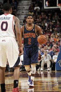 Kyrie Brings up the ball | by Cavs History