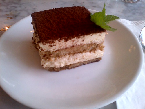 Tiramisu at Motorino | by One Food Guy
