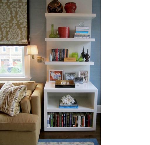 Bon ... Custom End Table U0026 Bookshelf | By The Estate Of Things