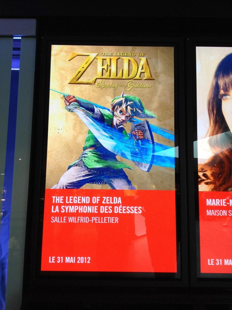 The Legend of Zelda : Symphony of the Goddesses | Fanny et Vincent