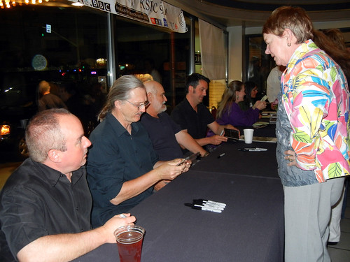 BeauSoleil Band Members Sign CDs After the Concert | by Spokane Public Radio - KPBX, KSFC, KPBZ